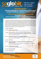 WORKSHOP: Dematerializzazione e Fatturazione Elettronica, un'opportunità per imprese e professionisti